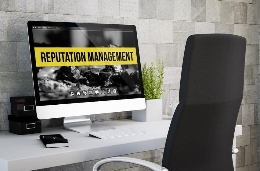 Build your business with reputation management