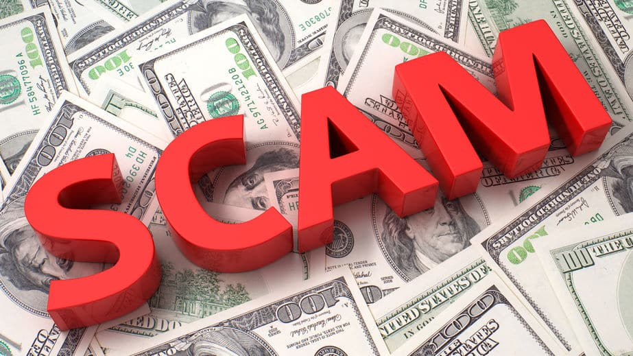 watch out for domain listings scam